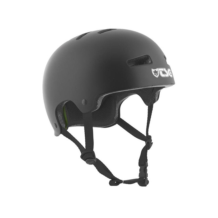 KASK TSG EVO ASIAN FIT SOLID COLOR SATIN BLACK | POGO